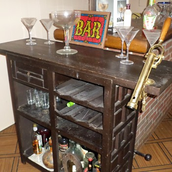 vintage bar?