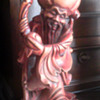 Chinese Wood Statue