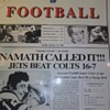 History In Headlines of Football