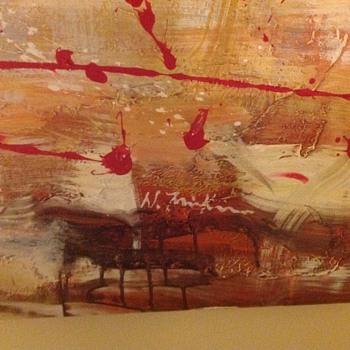 W. Mirkin oil painting - Visual Art