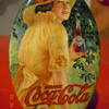 1916 Coca-Cola Pocket Mirror