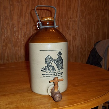 Vintge Cider Jug