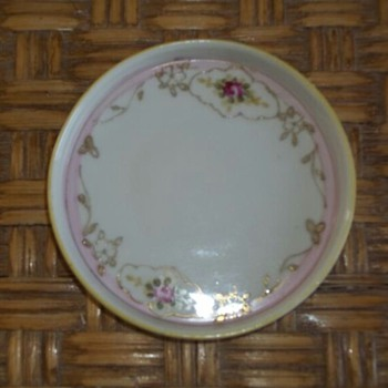 Nippon Pin Tray - China and Dinnerware