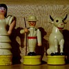 Spanish Whimsical Chess Set