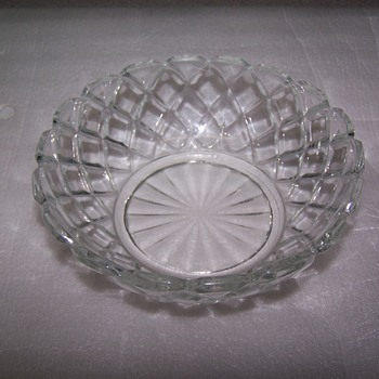 can you tell me what depression glass pattern this is?