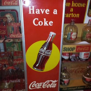 Have a Coke Vertical Sign! - Coca-Cola