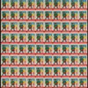 1945 - Christmas Seals - Mint Sheet of (100)