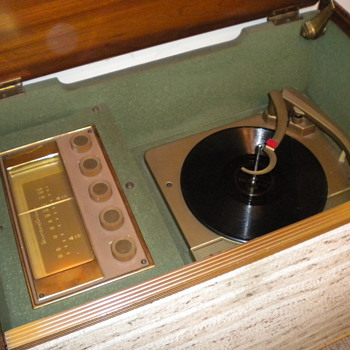 My Dads stromberg Carlson HI FI 