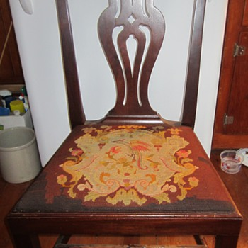 Unknown maker dining chair - Furniture