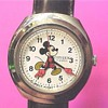 Late 70's early 80' s 17 Jewel  Citizen Mickey
