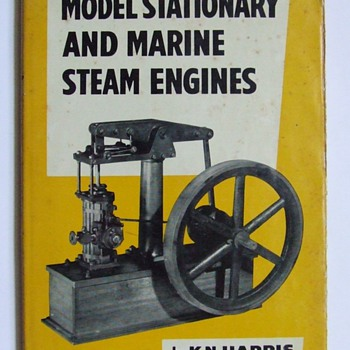 Model Stationary and Marine Steam Engines, 1958 - Books