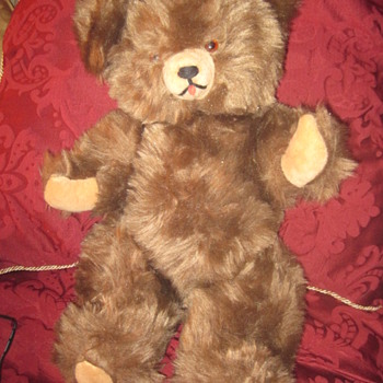 my other very unique bear please help me identify - Animals