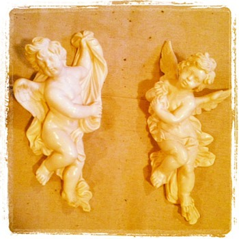 A.Santini Cherubs, wall art