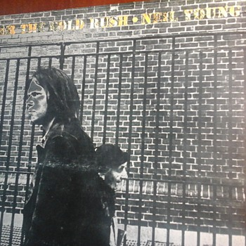 Neil Young After the Gold Rush - Records