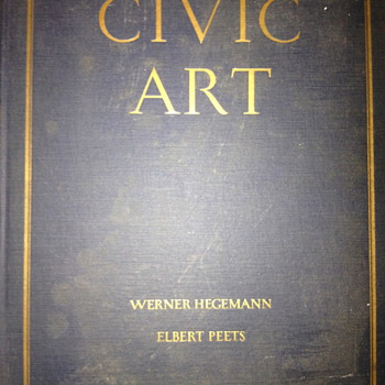 Civic Arts - Books