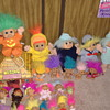 My Daughter and her Troll collection (some of it)
