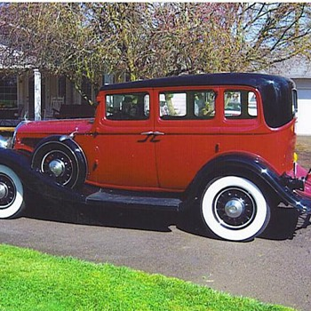 1933 Studebaker