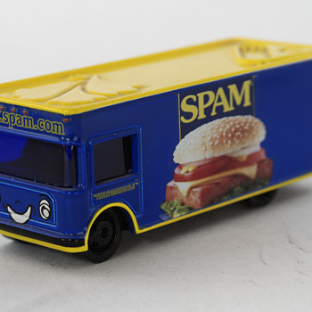 Spammobile and Oscar Mayer Weinermobile Whistle - Advertising