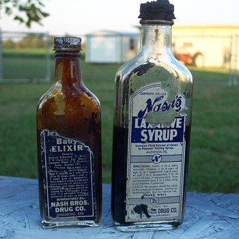 Medicine Bottles - Bottles