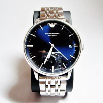 """EMPORIO ARMANI  BY  GIORGIO ARMANI  - """"MECCANICO"""" - Wristwatches"""