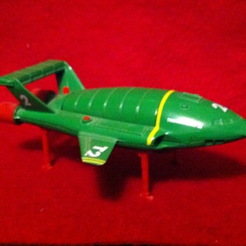 Thunderbirds are go! - Toys