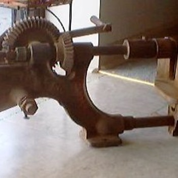 CHAMPION BLOW & FORGE COMPANY DRILL PRESS
