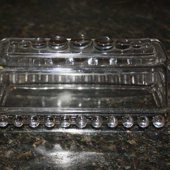 Candelwick Butter Dish