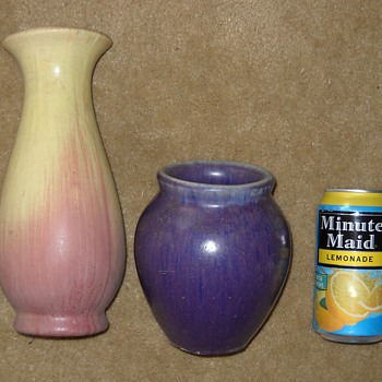 Art Pottery Vases - Art Pottery