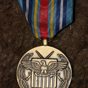 'War on Terrorism Expeditionary Medal' - Military and Wartime