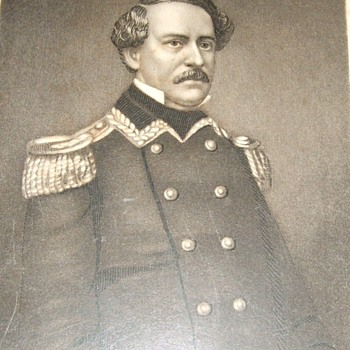 CDV of General Robert E. Lee - Military and Wartime