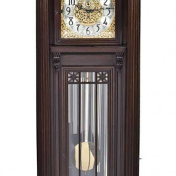 Herschede Hall Clock, Pattern No. 122 - Clocks