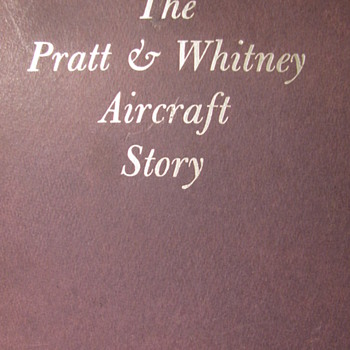 Pratt &amp; Wuitney Aircraft Story - Books