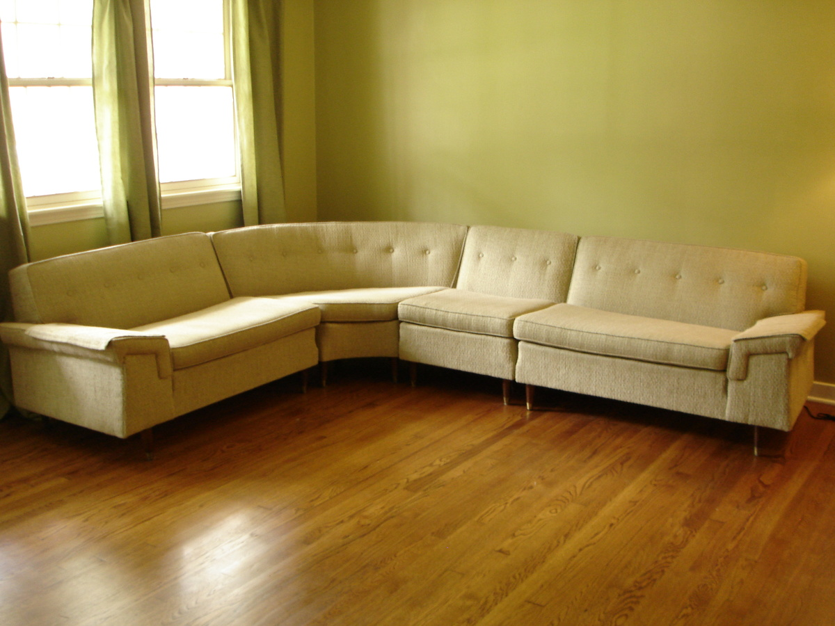 bernhardt sectional sofa and armless chair collectors weekly