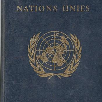 1956 UN laissez-passer (passport)