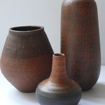 Wilhelm Baumann - Hannover/Germany - Art Pottery