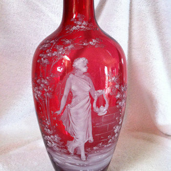 1890's Mary Gregory Glass - Art Glass
