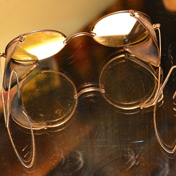 Old eyeglasses - what for? - Accessories