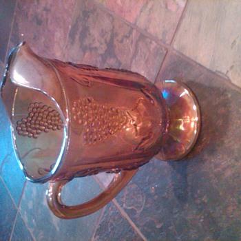 vase  - Glassware