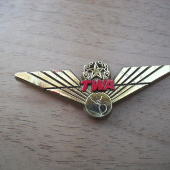TWA Promo Wings