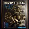 1989 BENSON & HEDGES Autographed Blues Concert Poster