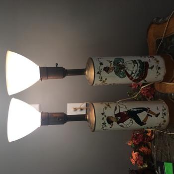 Helen's lamps
