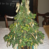 Fold-out Christmas Tree