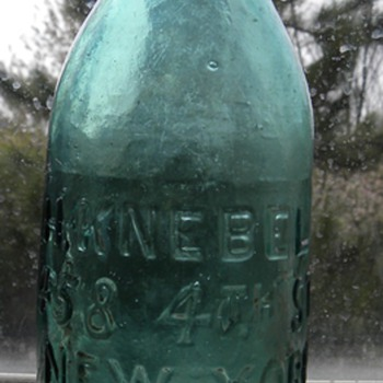 H. Knebel Soda Squat - Bottles