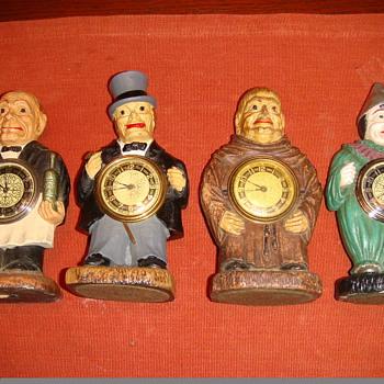 Syrocowood Clocks