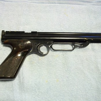 Vintage Pump BB gun - Toys
