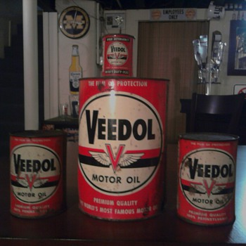 Veedol Oil - Petroliana