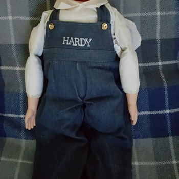 Hardy from Laurle & Hardy