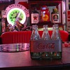 Coca-Cola Aluminum Six Pack Bottle Carrier...1940&#039;s-1950&#039;s