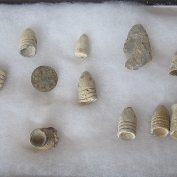 The Farm Found Civil War Relics. - Military and Wartime