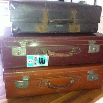 Vintage Cases - Bags